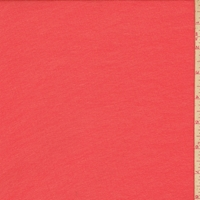 Fire Red Cotton Shirting