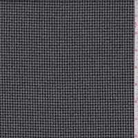 Grey/Black Houndstooth Jacketing