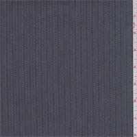 *4 5/8 YD PC--Frosted Pine Stripe Denim Look Suiting