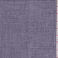*2 1/4 YD PC--Chambray Ink Blue Double Gauze
