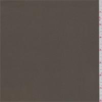 *2 1/4 YD PC--YD PC--Timber Brown Microfiber Twill Peachskin