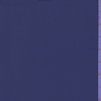 *2 1/2 YD PC--Violet Blue Polyester Suiting