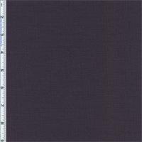 *2 YD PC--Dark Purple Slub Woven Home Decorating Fabric