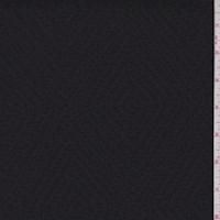 *4 YD PC--Black Diamond Double Knit
