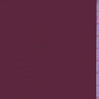 *2 YD PC--Garnet Herringbone Stripe Stretch Suiting