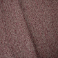 Dark Red/Olive/Taupe Multi Wool Blend Woven Suiting