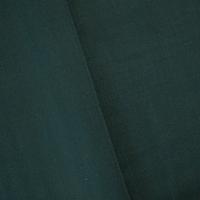 Deep Emerald Green Wool Striped Twill Suiting