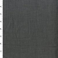 Black/White Cotton Woven Shirting