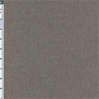 *4 1/2 YD PC--Brown Stretch Crossdye Canvas