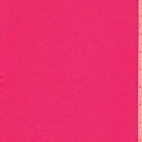 Dark Pink Cotton Shirting