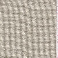 Straw/Black/White Textured Dobby Woven Jacketing