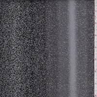 *3 YD PC--Slate Ombre Sparkle Print Cotton