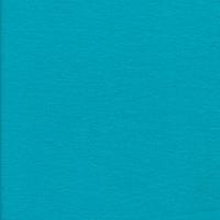 *1 YD PC--Aqua French Terry Knit