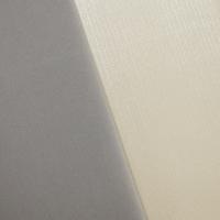 Ceramic Pearl Beige Embossed Bonded Vinyl Decorating Fabric