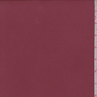 *2 YD PC--Dusty Red Double Brushed Jersey Knit