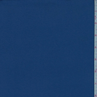 *2 YD PC--Cobalt Double Brushed Jersey Knit