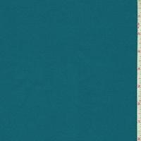 *4 3/8 YD PC--Teal Blue Cotton Stretch Twill
