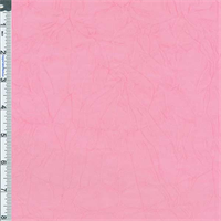 *5 5/8 YD PC--Pink Crushed Jersey Knit