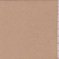 *4 3/8 YD PC--Golden Camel Sweater Jersey Knit