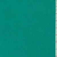 *3 1/4 YD PC--Dark Turquoise Water Sweater Jersey Knit