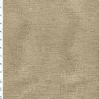 *1 YD PC--Beige Texture Chenille Home Decorating Fabric