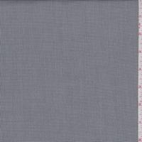 Black/Grey Mini Basketweave Shirting