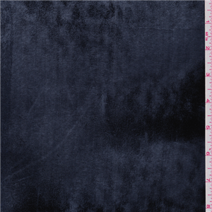 Dark Navy Blue VelvetNavy Blue Velvet Fabric