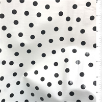 Black Dot Oilcloth