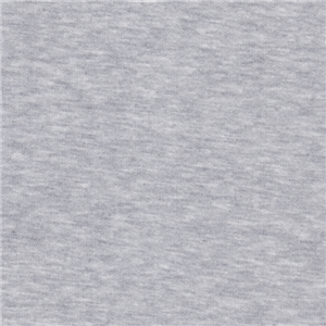 Heather Grey Sweatshirt Fleece - 23316 | Fashion Fabrics