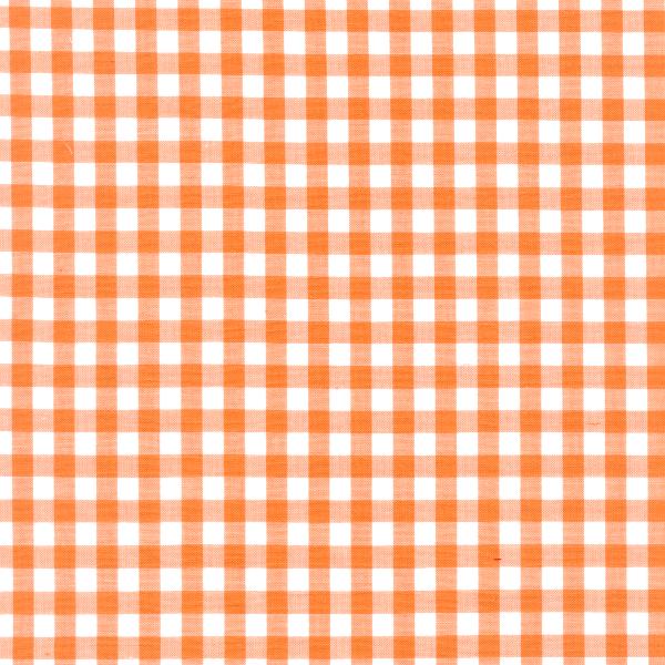Orange 1 4 Inch Gingham Bolt Gc1409 C1 Fashion Fabrics