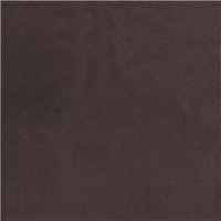 *3 1/2 YD PC--Chocolate Brown Knit Microsuede