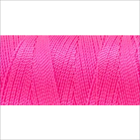 Nylon Thread Size 2 300Yd-Bright Pink