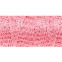 Nylon Thread Size 2 300Yd-Rose Pink