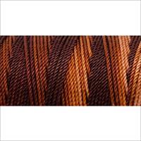 Nylon Thread Size 18 197Yd-Brown Mix