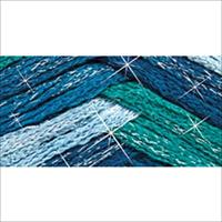 Fabulous Metallic Yarn-Aqua/Blue