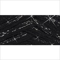 Fabulous Metallic Yarn-Black/Silver