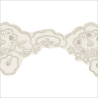 Bridal Lace 3 Wide 10 Yards-Ivory