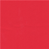 *1/2 YD PC--Red Double Knit