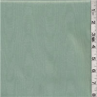 *5 YD PC--Seafoam Green Moire Faille