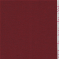 *6 YD PC--Dark Red Rayon Suiting