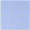 *4 YD PC--Blue 1/8 Inch Gingham
