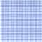 *4 YD PC--Blue 1/8 Inch Gingham