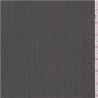 *1 YD PC--Pewter Grey Suiting