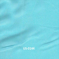 *2 1/4 YD PC--Light Aqua Charmeuse