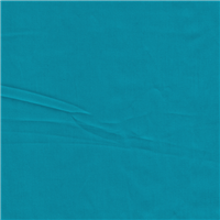 *1 1/4 YD PC--Turquoise Stretch Sateen