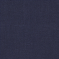 *3 YD PC--Navy Blue Tencel Twill
