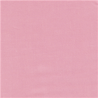 *7/8 YD PC--Rose Broadcloth