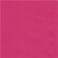 *3/4 YD PC--Bright Pink Linen
