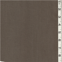 *2 1/2 YD PC--Taupe Brown Suiting