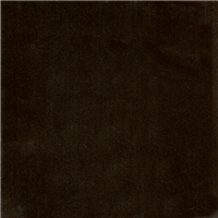 *2 1/2 YD PC--Dark Brown Stretch Velvet